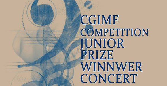 Junior Prize Winner Concert
