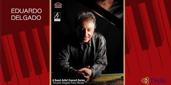 Eduardo Delgado Piano Recital
