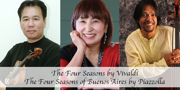 The Four Seasons by Vivaldi & Piazzolla