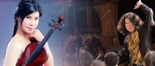 Chiangmai Symphony Orchestra Gala Concert with Yu-Ping Tsai