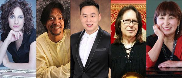 Guest Artists Joint Concert