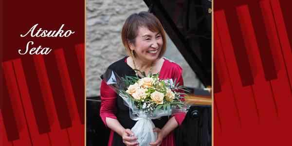 Atsuko Seta Piano Recital in Bangkok