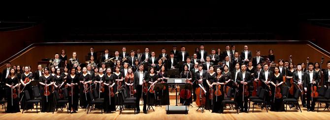 Shanghai Philharmonic Orchestra Concert